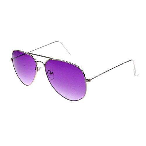 HUASHI Violet soleil 2 Purple Lunette Femme de 4Of4PqZ