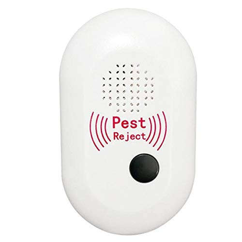 Laz-Tipa - Ultrasonic Mosquito Killer Electronic Insect Repellent Pest Repeller Rat Mosquito Rejector Bug Zapper Pest Control EU US plug