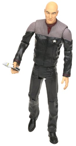 Star Trek Nemesis Captain Jean-Luc Picard Figure