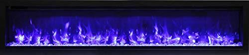 SYM-74 Electric Fireplace