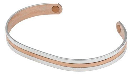 (Sabona Classic Horizon Copper Magnetic Bracelet, Size M)
