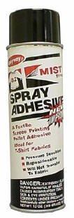 SPRAYWAY 082 - Mist Type Spray Adhesive