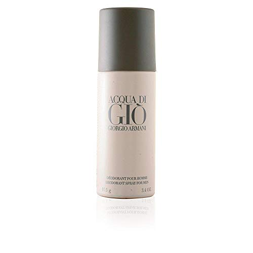 Acqua Di Gio By Giorgio Armani For Men. Deodorant Spray 3.4 oz ()