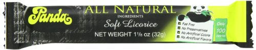 Panda All Natural Licorice Pack product image