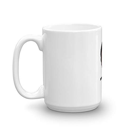 Tucker Carlson #5 15 Oz White Ceramic