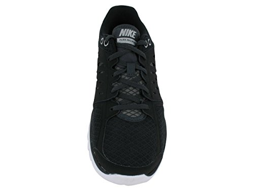 Nike Flex 2013 Rn zapatos para correr Black / Metallic Silver / Anthrct / White