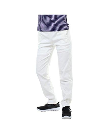 オプスト ゴルフウェア ロングパンツ 9分丈パンツ OP220307H01 WH M