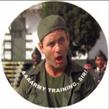 Army training sir stripes