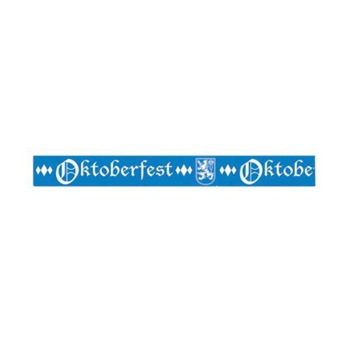 [Oktoberfest Party Tape Party Accessory (1 count) (1/Pkg)] (Oktoberfest Costumes Party City)