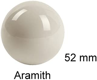 ClubKing-balle aRAMITH 52 mm-couleur: blanc Winsport