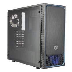 - Cooler Master MasterBox E500L