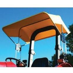 (SNOWCO 3-Bow Tractor Canopy Frame, 48