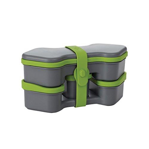 Oxo Good Grips Bento Box Grey Green Buy Online In Uae