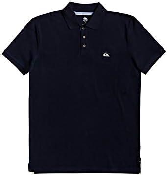Quiksilver Loia Polo - Camisa Polo De Manga Corta para Hombre Knit Top, Hombre, Navy Blazer, XXL: Quiksilver: Amazon.es: Deportes y aire libre