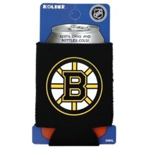 BOSTON BRUINS NHL CAN KADDY KOOZIE COOZIE COOLER