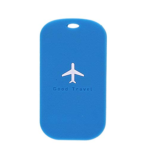 Silicone Luggage Tag Trolley Case Anti-Lost Identification Card Information (Letter Of Credit And Bank Guarantee Difference)
