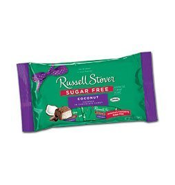 (Russel Stover Sugar Free Coconut 10 Oz. (2 Packs ) by Russell Stover)