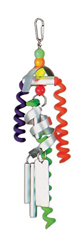 Prevue Pet Products Chime Time Tornado Bird Toy (Prevue Chime)