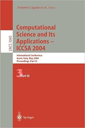 Book Computational Science & Its Applications ICCSA 2004. (Springer,2004)