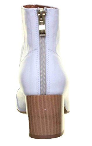 Blanc Justin Femme 7300 pour Bottes Reece qwx8wfST