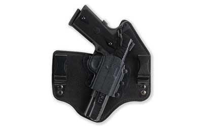 Galco Kingtuk IWB Holster – RH, Black, Glock 17,19,22,23,26,27, 31,32,33 KT224B, Outdoor Stuffs