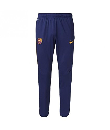 - Nike 2015/16 Mens FC Barcelona Strike Tech Soccer Pants [Loyal Blue] (XL)