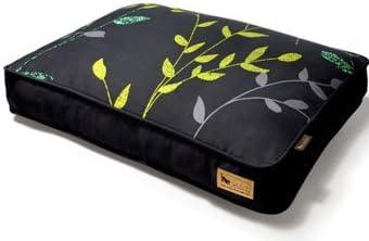 洗える犬 猫のベッド P.L.A.Y. レクトベッド グリナリー L ダークグレー カフェマットorお散歩バッグ付き