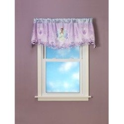 Disney the Princess and the Frog Tiana Window Valance