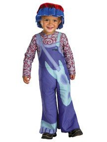 The Doodlebops Rooney Quality Toddler Size -