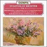 Sviatoslav Richter, Vol. 9: Beethoven: 6 Variations, Op 34; 6 Variations, Op. 76; 15 Variations & Fugue, Op. 35 ('Eroica') /  Schumann: Symphonic Etudes, Op. 13