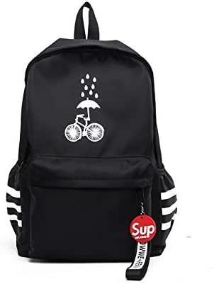 حقيبة ظهر نسائية بنمط سادة متعددة الاستخدامات حقيبة ظهر داخلية بفتحة جيب