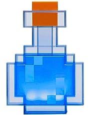 Minecraft Potion Bottle Light LED zmieniające się kolory, lampka nocna na przyjęcie dla dzieci, zabawki dla dzieci i najlepsze prezenty