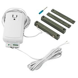 Insteon 74551 Garage Door Control & Status Kit - For Standard 2 Wire Button Controlled Garage Motors