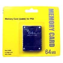 Memory Card 64 Mb PS2: Amazon.es: Videojuegos