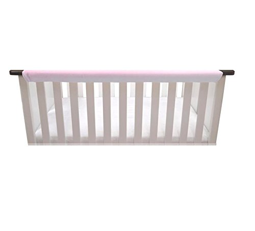 Go Mama Go designs Teething Guard, Pink/Brown by Go Mama Go Designs