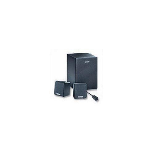 Creative Labs SBS 350 2.1 Black Computer Speaker System (3 Speakers) (Best Creative Speakers 2.1 Price)