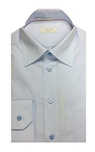Eton of Sweden Light Blue Dress Shirt 17.5