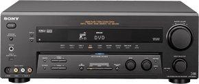 Sony STR-DE995/B - AV receiver - 5.1 channel - black
