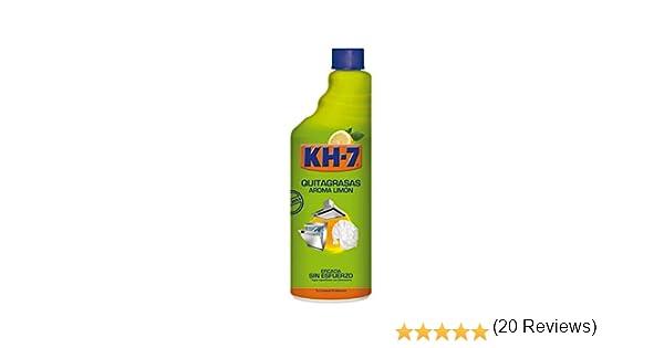 Kh-7 Quitagrasas Aroma Limón - 0,75 l: Amazon.es: Amazon Pantry