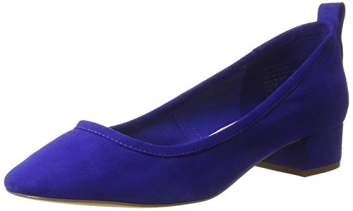 Carvela Women's Aston Np Closed Toe Heels Blue (Blue)