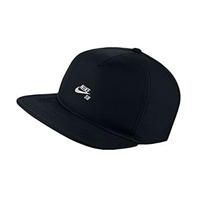 NIKE SB Dri-Fit Performance Strapback Hat, Black