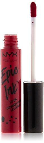 (NYX Professional Makeup Epic Ink Lip Dye, Heartbreaker, 0.253 Fluid)