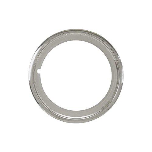 MACs Auto Parts 42-41066 Ford Fairlane Wheel Trim Ring, Original Style,