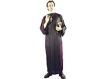 DISONIL Disfraz Cura Hombre Talla M: Amazon.es: Juguetes y juegos
