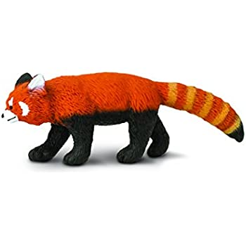 Schleich 14833 panda rojo