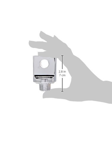 Kuryakyn 8883 Non-Pivoting Splined Male Mount Adapter