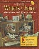 Glencoe Writer's Choice, Glencoe McGraw-Hill, 0078613469