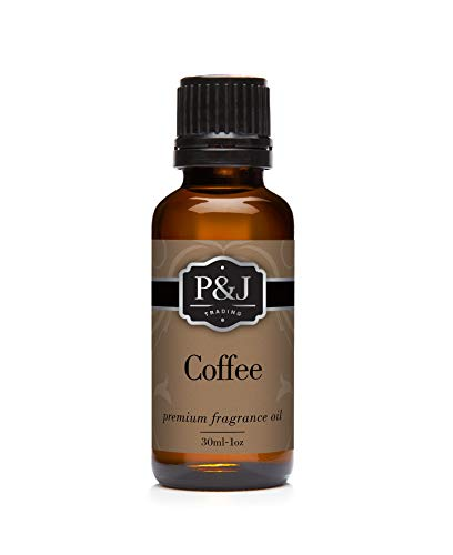 Coffee Fragrance Oil - Premium Grade Scented Oil - 30ml