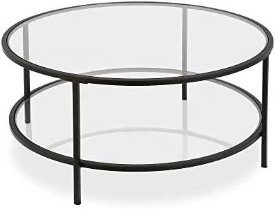 Henn&Hart Coffee Table, 1, Black