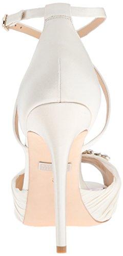 Badgley Mischka Cacique Tessile Sandalo